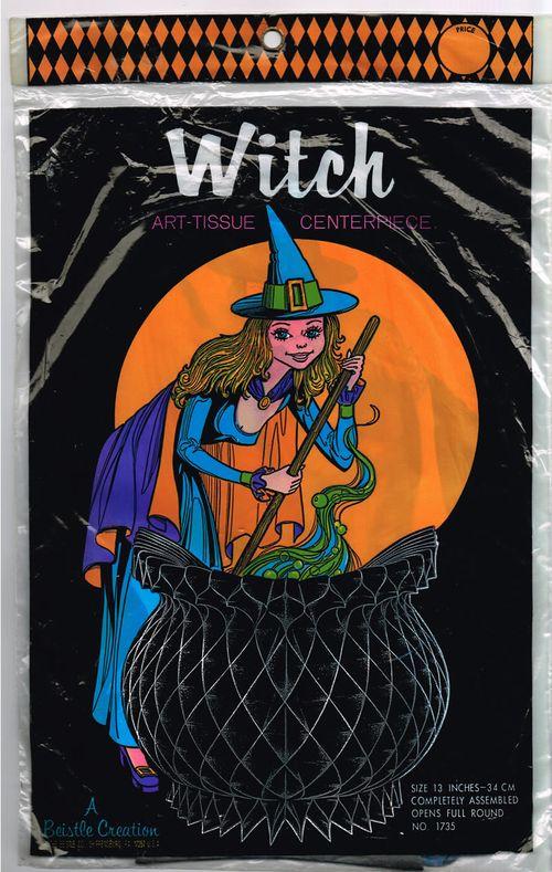 beistle halloween witch decoration