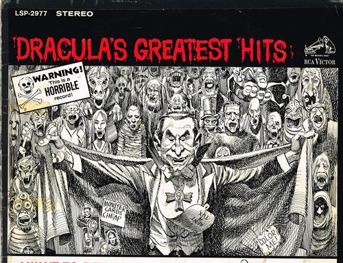 Dracula's Greatest Hits Album