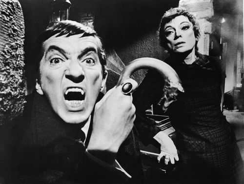Dark Shadows Jonathan Frid