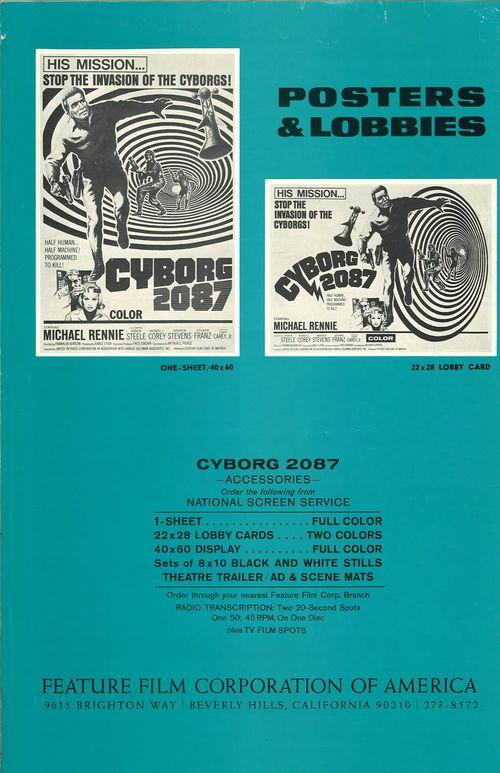 cyborg 2087 pressbook