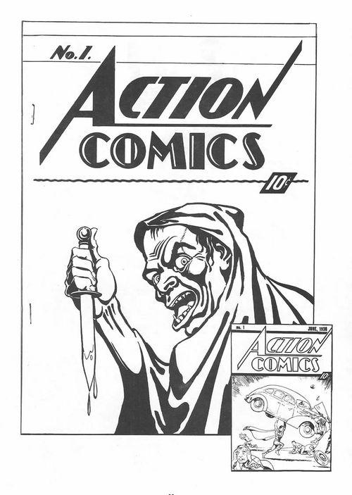 Ashcan comic