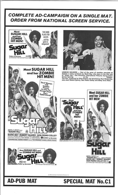 sugar hill pressbook