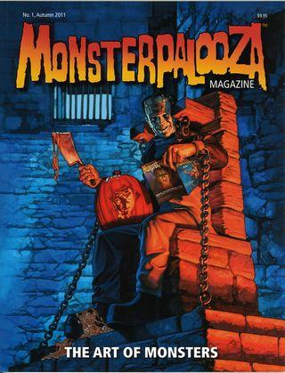 monsterpalooza magazine