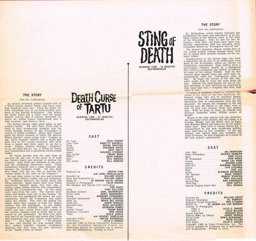 death curse tartu sting of death pressbook