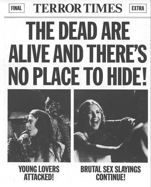 the dead are alive movie herald