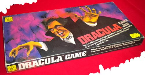 dracula game waddingtons