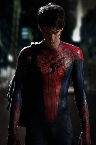 the amazing spiderman movie 2012
