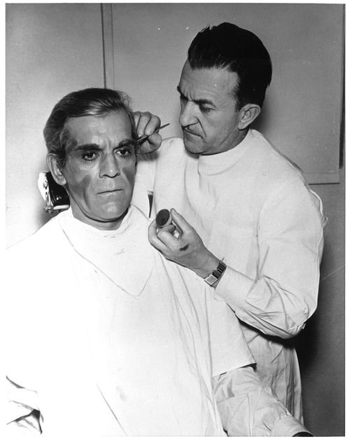 boris karloff jack pierce
