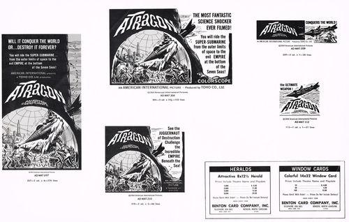 atragon pressbook