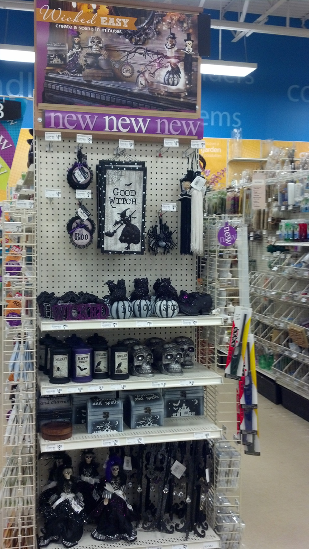 halloween 2012 at michaels stores - Michaels Halloween