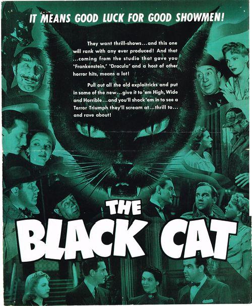 the black cat pressbok