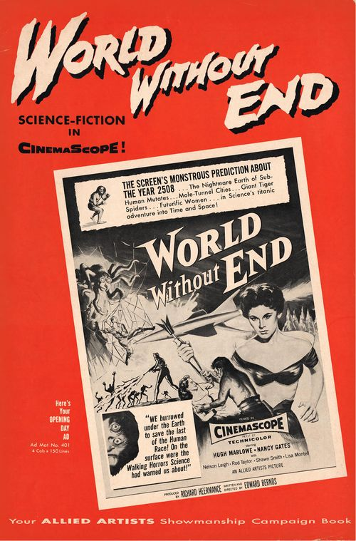 World Without End pressbook
