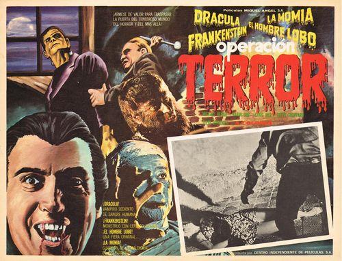 operacion terror mexican lobby card