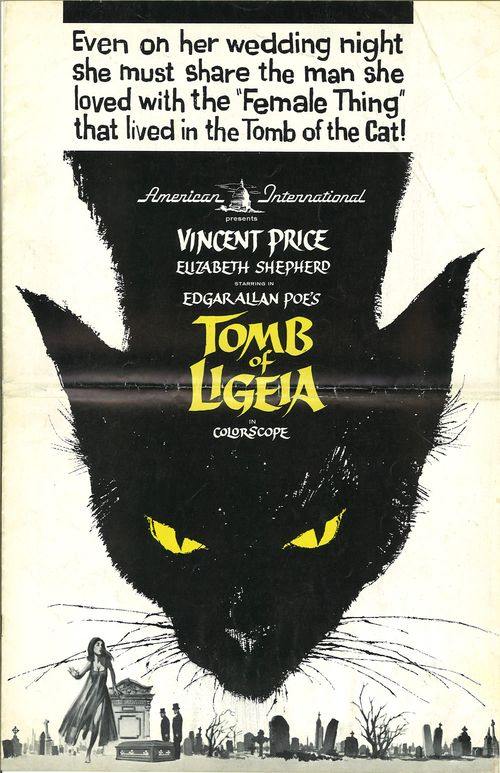 the tomb of ligeia pressbook