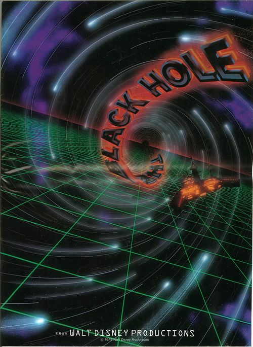 the black hole pressbook