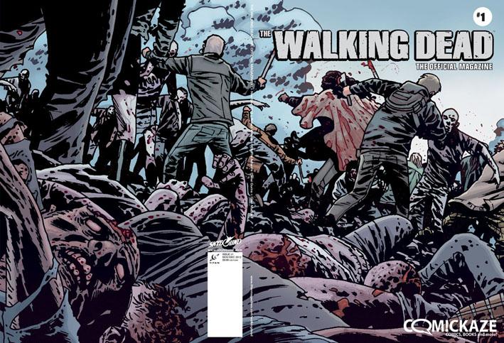 Comickaze Retail Variant Cover