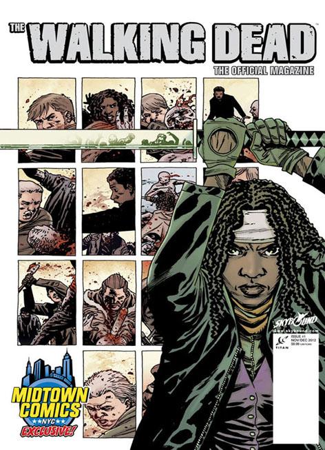 Midtown Comics Retail Variant Cover 1