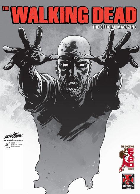 Redd Skull Comics Retail Variant Cover