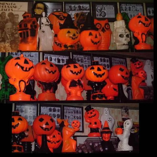 HALLOWEEN HAVOC DISPLAY