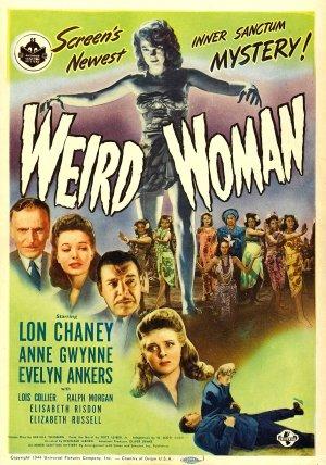Weird Woman poster