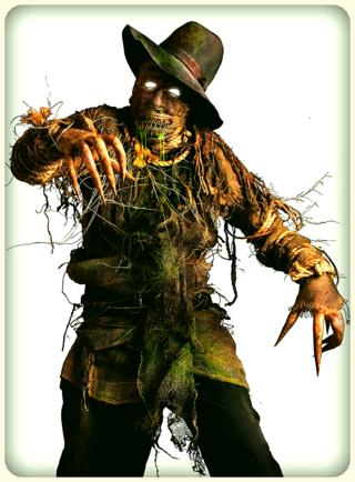 SpookyWoods scarecrow