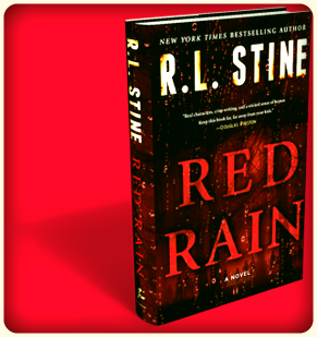 Red Rain by R L Stine