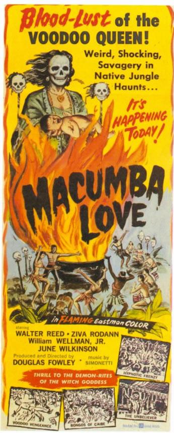 Macumba love