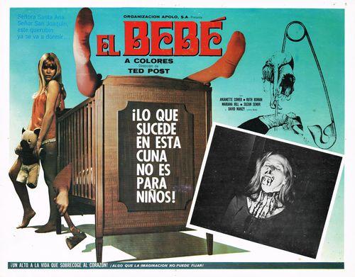 El Bebe Mexican Lobby Card