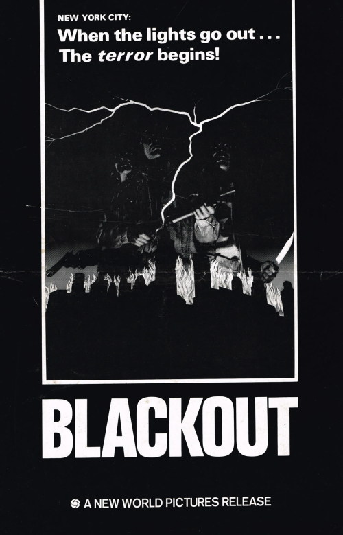 blackout pressbook