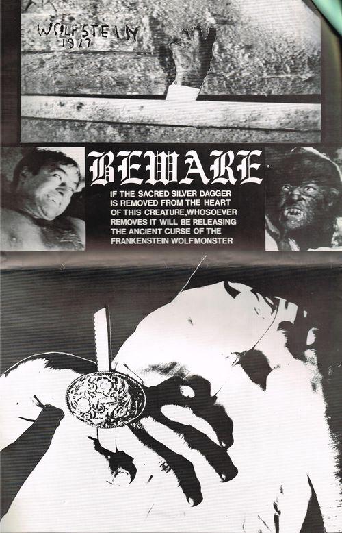 Frankensteins bloody terror pressbook 03