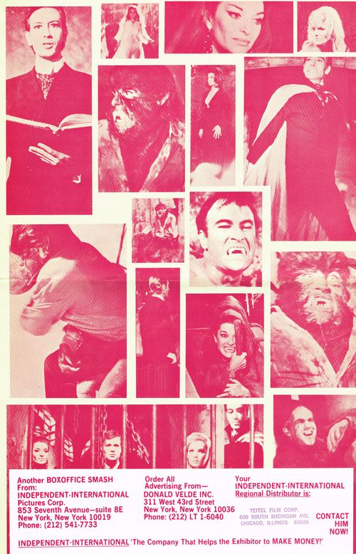Frankensteins bloody terror pressbook 08