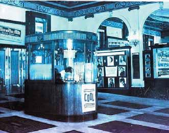 The Poli Palace lobby.