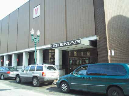 Showcase cinemas theater