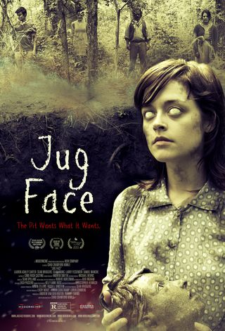 Jug Face horror movie poster