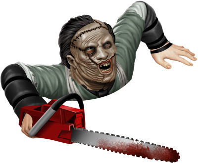 Leatherface-grave-walker