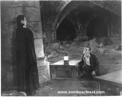 dracula lugosi and dwight frye