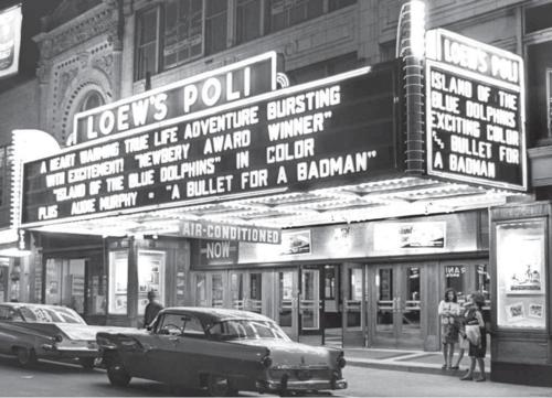 Loews-poli-palace-theater