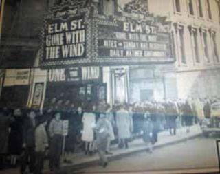 The Poli Palace on Elm Street 1939