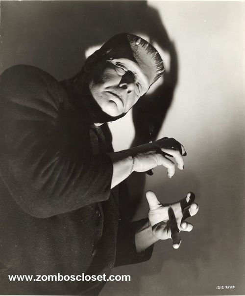 Lon chaney frankenstein