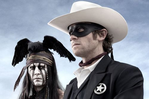 Lone Ranger Remake Movie