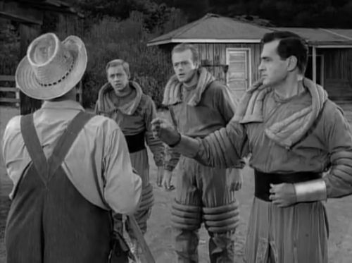 jeff morrow in twilight zone episode