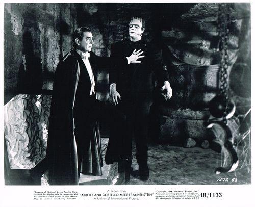 abbott and costello meet frankenstein movie scene