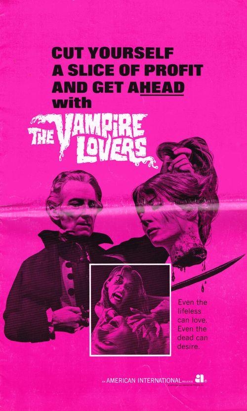 Vampire lovers pressbook 1