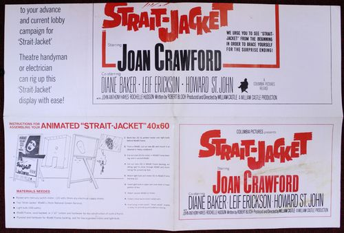 Pressbook Animated Strait-Jacket Display