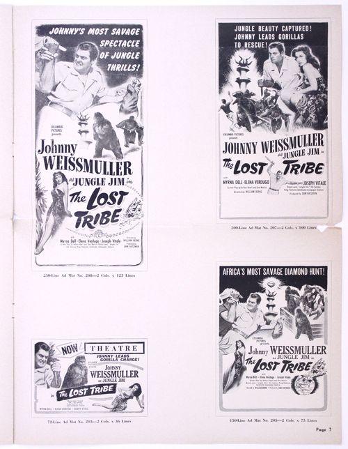 Lost tribe pressbook 7