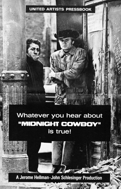Midnight cowboy pressbook 1