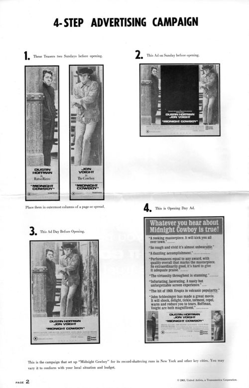 Midnight cowboy pressbook 2