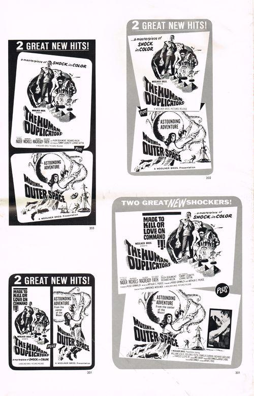 Human duplicators pressbook 4