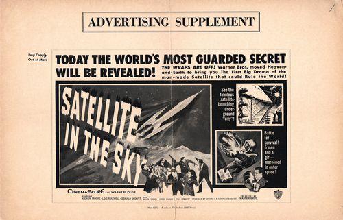 Satellite in sky pressbook 8