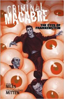 The eyes of frankenstein